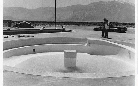 Oasis Hot Springs History